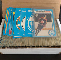 1979-80 O-Pee-Chee NHL Hockey Complete Set 1-396 Gretzky Rookie *0184