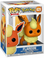 Funko Pop - 629 Games Pokemon - Flareon Vinyl Figure