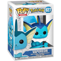 Funko Pop - 627 Games Pokemon - Vaporeon  Vinyl Figure