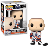 Funko Pop - NHL 70 Mark Messier Edmonton Oilers White Vinyl Figure