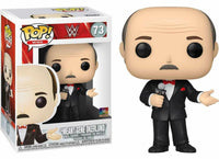 Funko Pop - 73 WWE Wrestling - Mean Gene Okerlund Vinyl Figure