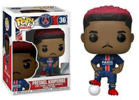 Funko Pop - 36 Soccer - Presnel Kimpembe Paris Football Club Vinyl Figure