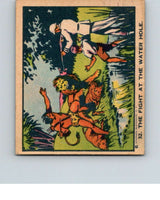 1934 Tarzan Cryastal Vault of Isis #32 Fight Wayer Hole  V16370