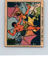 1934 Tarzan Cryastal Vault of Isis #34 The Fight  V16372