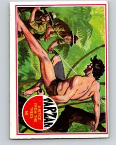 1966 Tarzan #60 Justice from the Trees  V16408