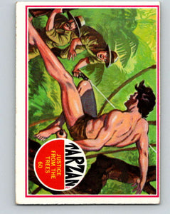 1966 Tarzan #60 Justice from the Trees  V16409