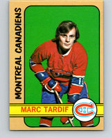 1972-73 Topps #105 Marc Tardif  Montreal Canadiens  V16579