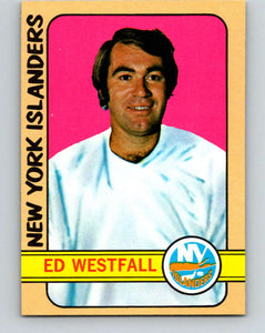 1972-73 Topps #159 Ed Westfall  New York Islanders  V16603