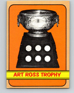 1972-73 Topps #170 Art Ross Trophy   V16608