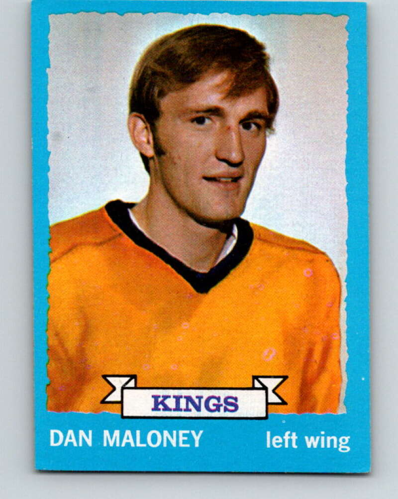 1973-74 Topps #32 Dan Maloney  Los Angeles Kings  V16627
