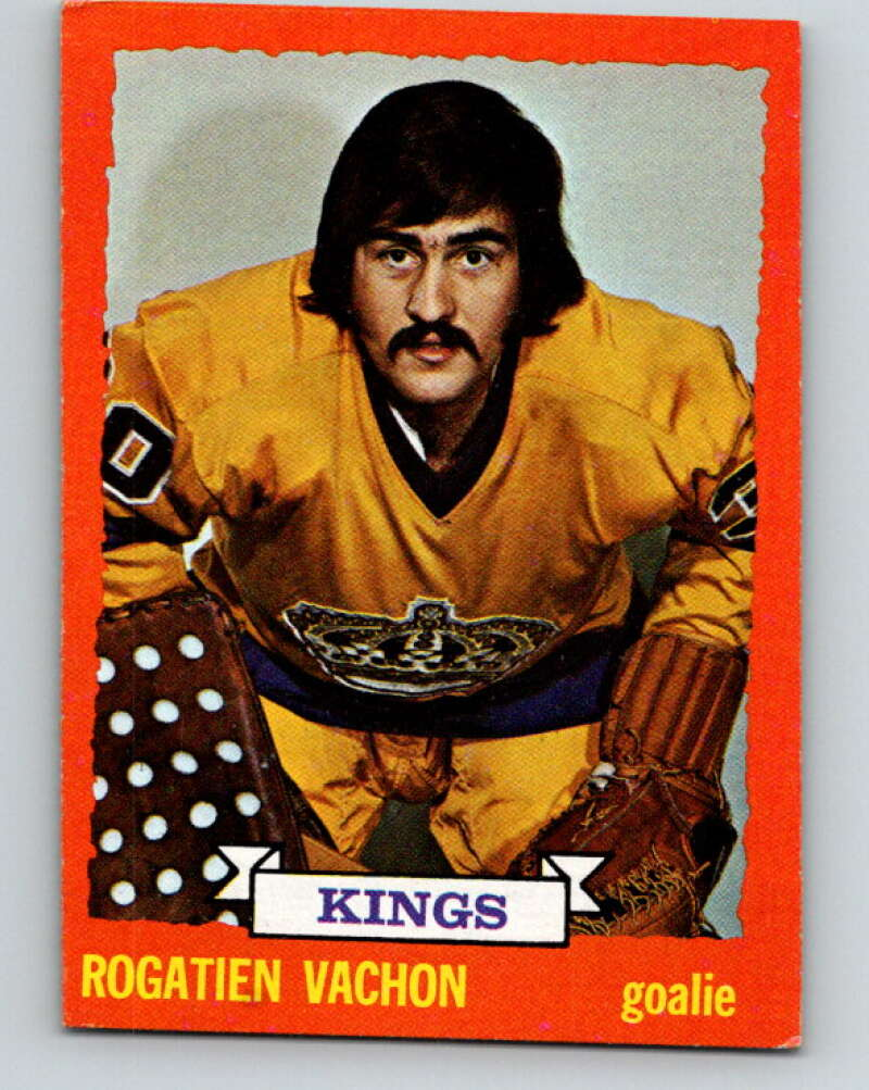 1973-74 Topps #64 Rogie Vachon  Los Angeles Kings  V16645