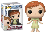 Funko Pop - 589 Disney Frozen 2  - Young Anna Vinyl Figure
