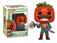Funko Pop - 513 Games Fortnite - Tomatohead Vinyl Figure
