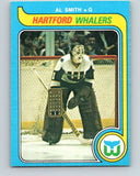 1979-80 O-Pee-Chee #300 Al Smith  Hartford Whalers  V19624