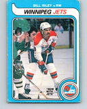 1979-80 O-Pee-Chee #303 Bill Riley  Winnipeg Jets  V19655