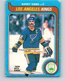 1979-80 O-Pee-Chee #304 Barry Gibbs  Los Angeles Kings  V19670