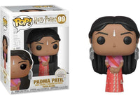 Funko Pop - 99 Harry Potter - Padma Patil Pink Dress Vinyl Figure