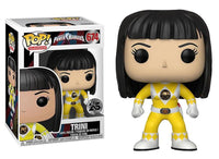 Funko Pop - 670 Television Power Rangers - Trini Yellow Vinyl Figure *VAULTED