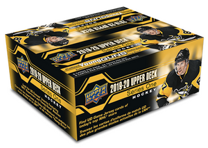 2019-20 Upper Deck Series 1 Retail Box - 24 Packs Per Box