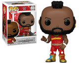 Funko Pop - 80 WWE Wrestling - Mr. T Red Outfit Vinyl Figure
