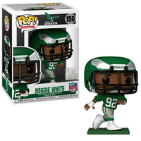 Funko Pop - 150 Football NFL - Reggie White Eagles Vinyl Figure