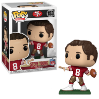 Funko Pop - 153 Football NFL - Steve Young San Francisco Giants Vinyl Figure