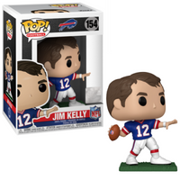 Funko Pop - 154 Football NFL - Jim Kelly Buffalo Bills Vinyl Figure