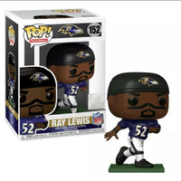 Funko Pop - 152 Football NFL - Ray Lewis Baltimore Ravens Vinyl Figure