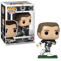 Funko Pop - 151 Football NFL - Howie Long Raiders Vinyl Figure