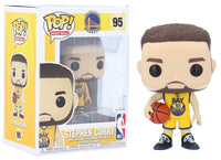 Funko Pop - 95 NBA Basketball - Stephen Curry Warriors Vinyl Figure