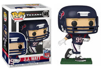 Funko Pop - 149 NBA Basketball - J.J. Watt Houston Texans Vinyl Figure