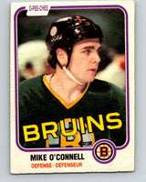 1981-82 O-Pee-Chee #6 Mike O'Connell  Boston Bruins  V29409