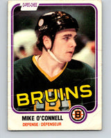 1981-82 O-Pee-Chee #6 Mike O'Connell  Boston Bruins  V29411