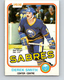 1981-82 O-Pee-Chee #25 Derek Smith  Buffalo Sabres  V29553
