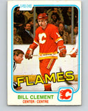 1981-82 O-Pee-Chee #39 Bill Clement  Calgary Flames  V29659