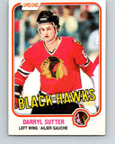 1981-82 O-Pee-Chee #65 Darryl Sutter  RC Rookie Chicago Blackhawks  V29860
