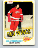 1981-82 O-Pee-Chee #94 Vaclav Nedomansky  Detroit Red Wings  V30102