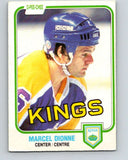 1981-82 O-Pee-Chee #141 Marcel Dionne  Los Angeles Kings  V30443