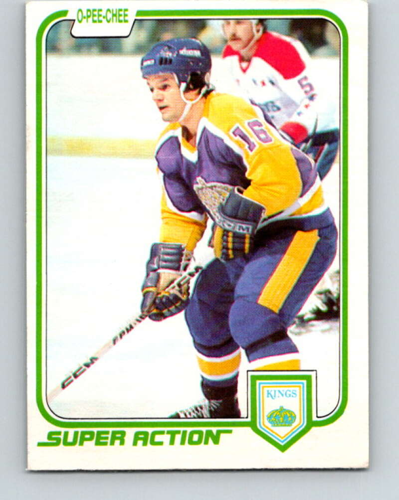 1981-82 O-Pee-Chee #150 Marcel Dionne  Los Angeles Kings  V30516