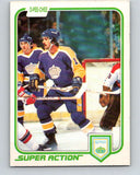 1981-82 O-Pee-Chee #151 Charlie Simmer  Los Angeles Kings  V30521
