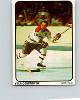1974-75 Lipton Soup #13 Yvan Cournoyer  Montreal Canadiens  V32193