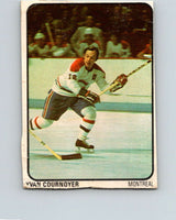 1974-75 Lipton Soup #13 Yvan Cournoyer  Montreal Canadiens  V32194