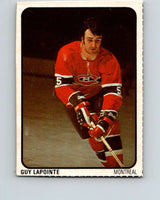 1974-75 Lipton Soup #16 Guy Lapointe  Montreal Canadiens  V32201