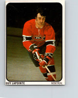 1974-75 Lipton Soup #16 Guy Lapointe  Montreal Canadiens  V32203