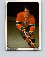1974-75 Lipton Soup #16 Guy Lapointe  Montreal Canadiens  V32204