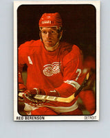 1974-75 Lipton Soup #25 Red Berenson  Detroit Red Wings  V32226