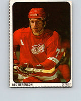 1974-75 Lipton Soup #25 Red Berenson  Detroit Red Wings  V32228