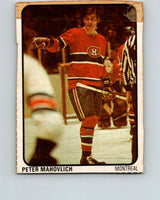 1974-75 Lipton Soup #39 Pete Mahovlich  Montreal Canadiens  V32264