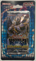 Yu-Gi-Oh! World Superstars Booster Sealed Card Game Pack - English Edition