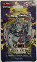 Yu-Gi-Oh! Abyss Rising Booster Sealed Card Game Pack - English Edition